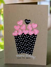 best 25 diy cards for friends ideas on pinterest diy birthday