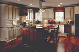 Color Schemes For Kitchens With Oak Cabinets Kitchen Color Schemes Antique White Cabinets Raised Wall Cabinets
