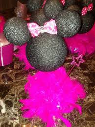 Centerpieces For Minnie Mouse Party by 90 Best Minnie Mouse Party Images On Pinterest Birthday Party