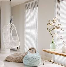 hk living hanging chair made of rattan white 55x72x110cm