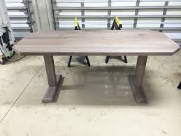 the space saving bench table modified to your specifications
