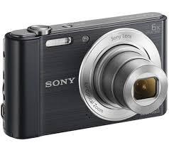 sony camera black friday buy sony cyber shot dscw810b compact camera black free