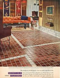first floor in spanish asbestos tile the colors u2013 hand eye supply