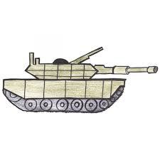 free printable army tank coloring pages for boys