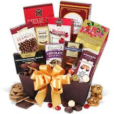 chocolate gift basket chocolate gift basket classic