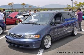 slammed honda odyssey usdm jam 9 0 coverage u2026part 3 u2026 the chronicles no equal since