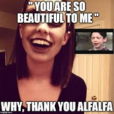 You Are Beautiful Meme - zombie overly attached girlfriend meme imgflip
