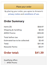 promotion black friday amazon 30 free at amazon for amex membership rewards members deals
