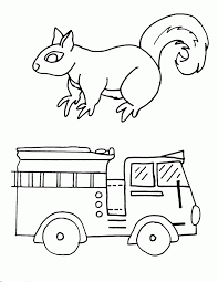 free coloring pages trucks coloring