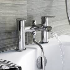 orchard eden waterfall bath shower mixer tap victoriaplum com