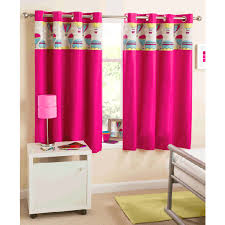 curtains pole u0026 accessories horizon pink eyelet blackout curtains