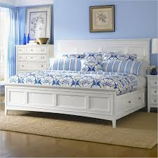 Modern Bed With Storage Contemporary King Size Bed With Storage Drawers Choosing King
