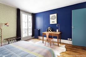 chambre appartement appartement haussmannien industriel chic et moderne 55m2 75010