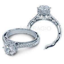 fine wedding rings images Verragio vintage white gold diamond engagement ring designer jpg