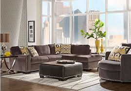Sofas And Sectionals For Sale The Sofia Vergara Laguna 2 Pc Sectional Sofa Review
