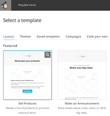 how to embed video in your mailchimp email campaigns with playable