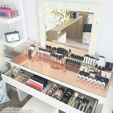 makeup hair ideas where the magic happens storage and decor