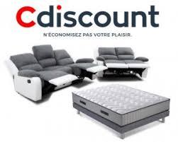 code promo cdiscount canapé 10 de remise immédiate en canapé et literie sans montant minimum d