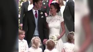 pippa middleton wedding prince george told off by kate and meghan