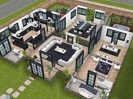 house plan the sims 4 the sims pinterest sims sims