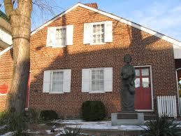 in law house mcclellan house jennie wade house battle damage gettysburg daily