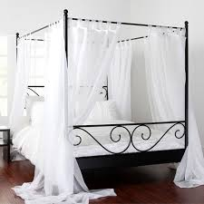 Bed Canopy Aarberg Bed Canopy Frame Attachment Bed Frames Bedroom