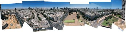 Tel Aviv Future Skyline Panoramic Photos Reveal Personal Glimpse Of Israel From The