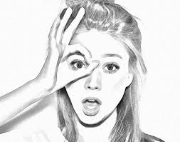 photo sketch to create a realistic pencil sketch effect in photoshop