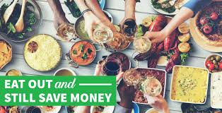 how to eat out and still save money gobankingrates