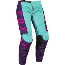 womens motocross gear packages fox racing 2017 ladies mx gear new 180 purple pink aqua womens