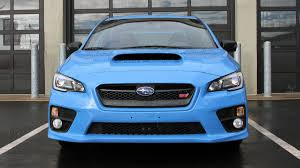 blue subaru wrx 2016 subaru wrx sti review and test drive with price horsepower