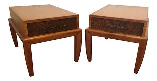 mahogany coffee table sale gently used john keal furniture up to 60 off at chairish