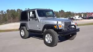 jeep wrangler rubicon 2004 jeep wrangler rubicon youtube