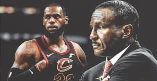 cavs lebron on his growth since facing dwane casey in