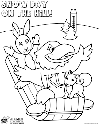100 ku coloring pages ku alumni association holiday coloring