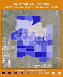 map of inglewood california inglewood ca crime rates and statistics neighborhoodscout