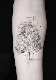dotwork tree inkstylemag