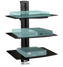 Tv Wall Shelves by Best 25 Tv Accessories Ideas On Pinterest Media Wall Unit
