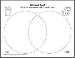 cats and dogs venn diagram worksheet venn diagrams venn diagram
