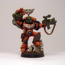 Vallejo Game Color Wash - painting orange general pca questions the bolter and