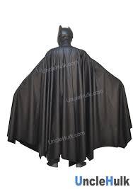 superior batman lycra zentai costume with cloak without helmet