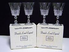 Vintage Bohemian Lead Crystal Candle Holder For Three Candles Your Guide To Vintage Lead Crystal Ebay