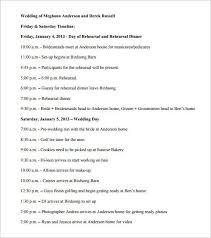 wedding timeline template best 25 wedding timeline template ideas