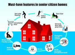 Senior Citizens Consider Housing Options In Delhi NCR - Senior home design