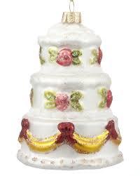 wedding cake christmas ornament carlton ornament first christmas