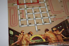 rarityguide com museum card and board games bionic crisis 1976