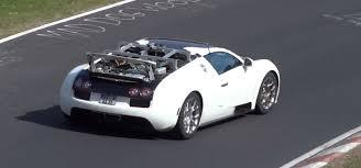 bugatti crash test bugatti veyron test mule seen at the nurburgring autoevolution