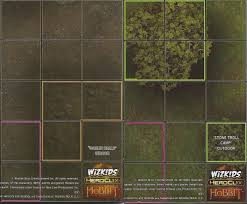 The Hobbit Map Maps Tokens Objects Online Codes Map Goblin Halls Stone Troll