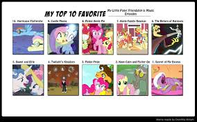 Best Mlp Memes - my top 10 favorite mlp fim episodes by faithfirefly on deviantart