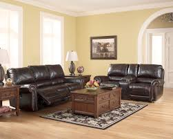 good ashley leather sofa and loveseat u2014 home design stylinghome